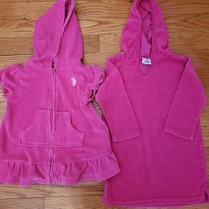 Pink Swimsuit Cover Up Bundle
